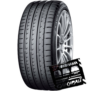 YOKOHAMA 225/50R17 V105S 98 Y