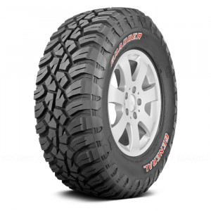 GENERAL TIRE 265/70R16 GENERAL TIRE GRABBER X3 LT 121/118 Q